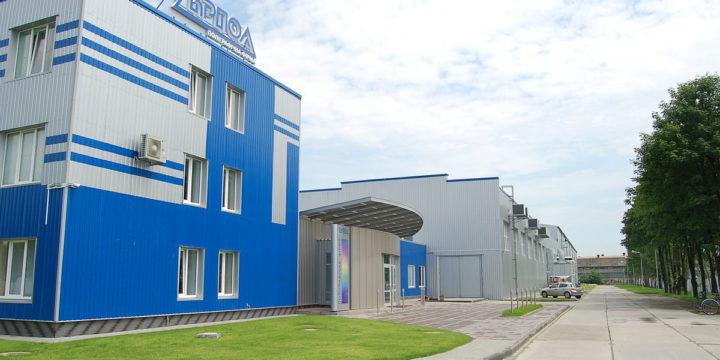 Поліграфічна фірма «Укрпол» м.Стрий – прийняття в експлуатацію систем протипожежного захисту виробничих площ
